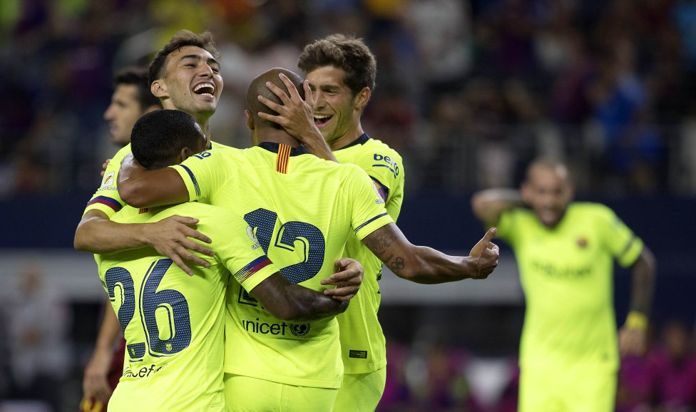 صور مباراة : برشلونة - روما 4-2 ( 01-08-2018 )  1533094115_173347_1533096809_album_grande