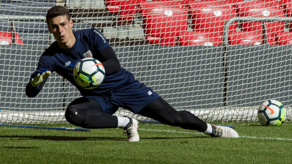 7df82cdca Kepa  Chelsea ready to move for keeper as Courtois replacement - AS.com