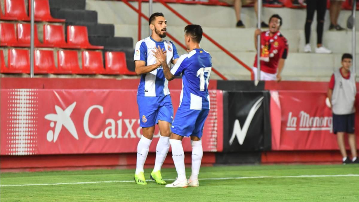 El Espanyol de Rubi no solo gana: ahora también se gusta - AS.com