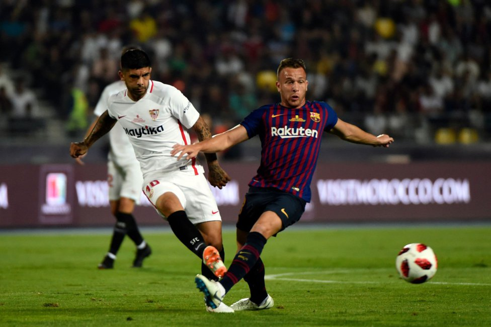 صور مباراة : برشلونة - إشبيلية 2-1 ( 13-08-2018 )  1534099849_559450_1534105429_album_grande