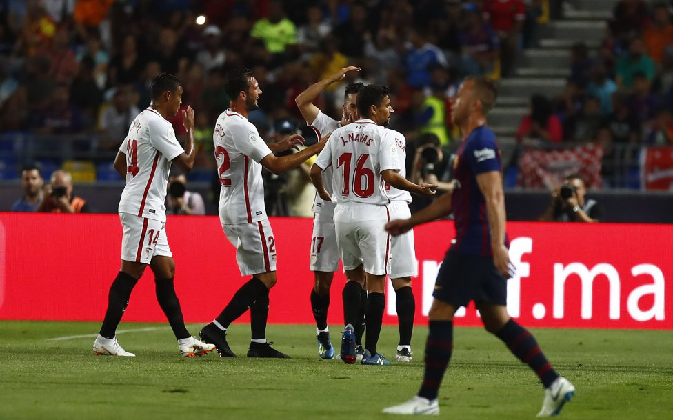 صور مباراة : برشلونة - إشبيلية 2-1 ( 13-08-2018 )  1534099849_559450_1534105675_album_grande