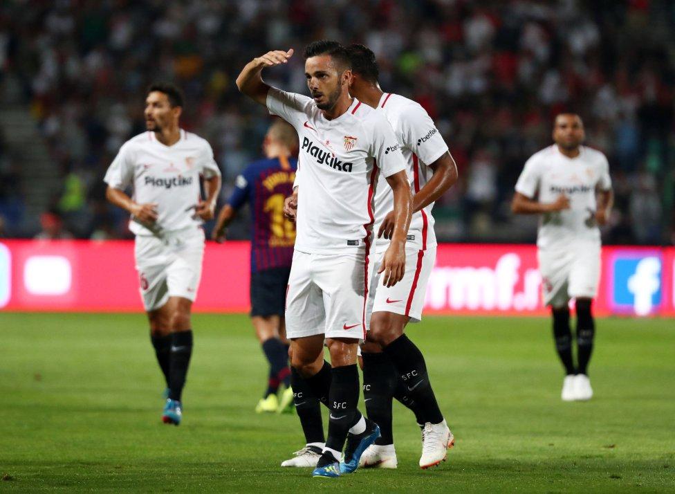 صور مباراة : برشلونة - إشبيلية 2-1 ( 13-08-2018 )  1534099849_559450_1534105729_album_grande