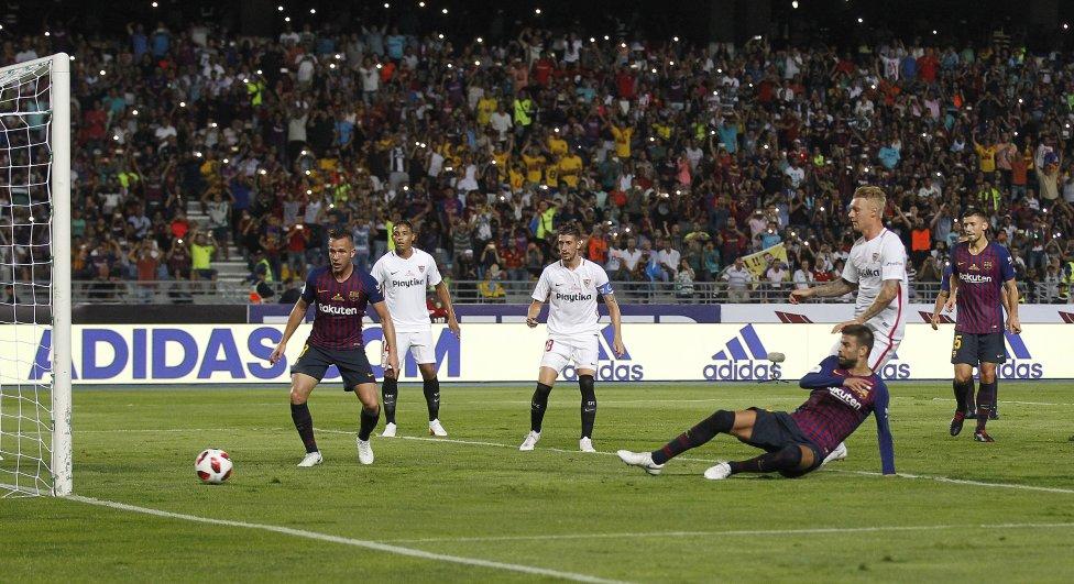 صور مباراة : برشلونة - إشبيلية 2-1 ( 13-08-2018 )  1534099849_559450_1534107801_album_grande