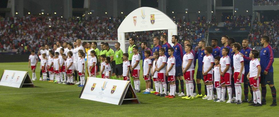 صور مباراة : برشلونة - إشبيلية 2-1 ( 13-08-2018 )  1534099849_559450_1534109130_album_grande