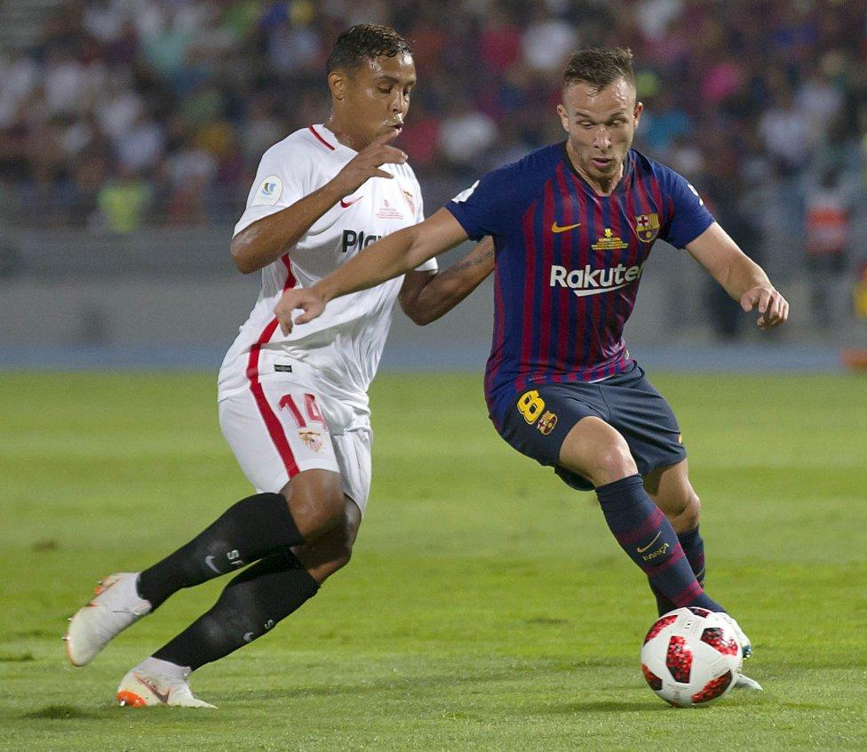 صور مباراة : برشلونة - إشبيلية 2-1 ( 13-08-2018 )  1534099849_559450_1534109132_album_grande