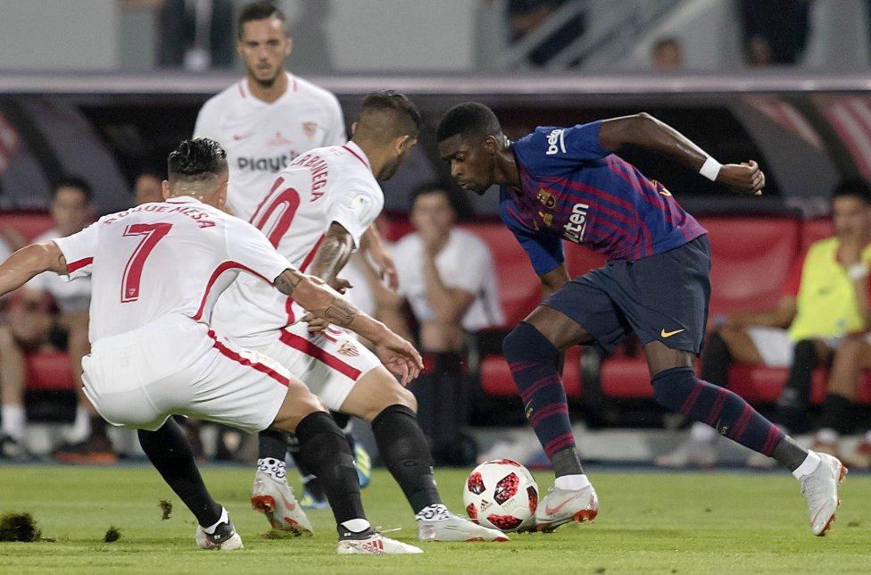صور مباراة : برشلونة - إشبيلية 2-1 ( 13-08-2018 )  1534099849_559450_1534109134_album_grande