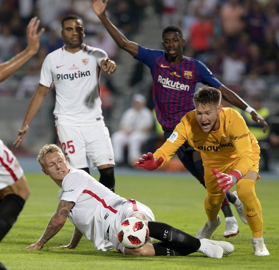 صور مباراة : برشلونة - إشبيلية 2-1 ( 13-08-2018 )  1534099849_559450_1534109135_album_grande