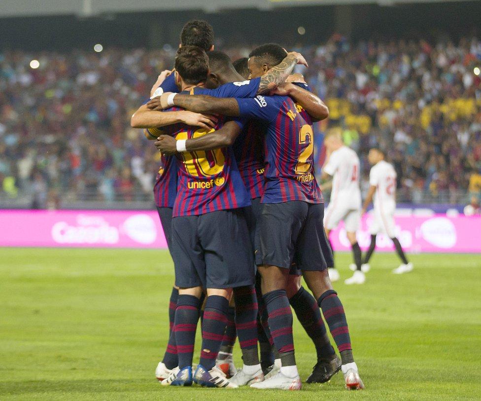 صور مباراة : برشلونة - إشبيلية 2-1 ( 13-08-2018 )  1534099849_559450_1534111758_album_grande