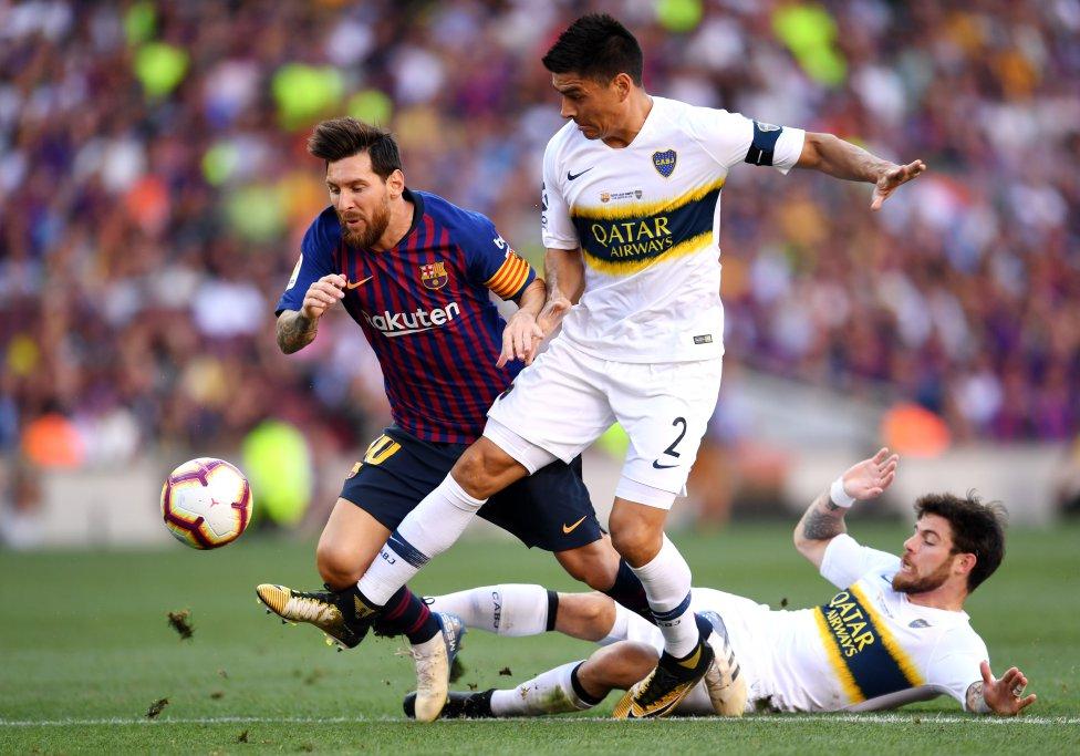 صور مباراة : برشلونة - بوكا جونيورز ( 16-08-2018 )  1534348719_296762_1534351635_album_grande