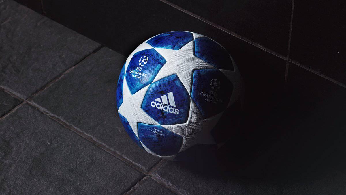 Adidas presenta el nuevo balón para la Champions 2018-2019 - AS.com 6a872290490df