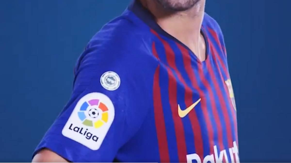 Barcelona estrenará distintivo de campeón