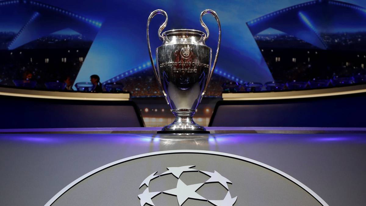 champions league group stage pots taking shape as com