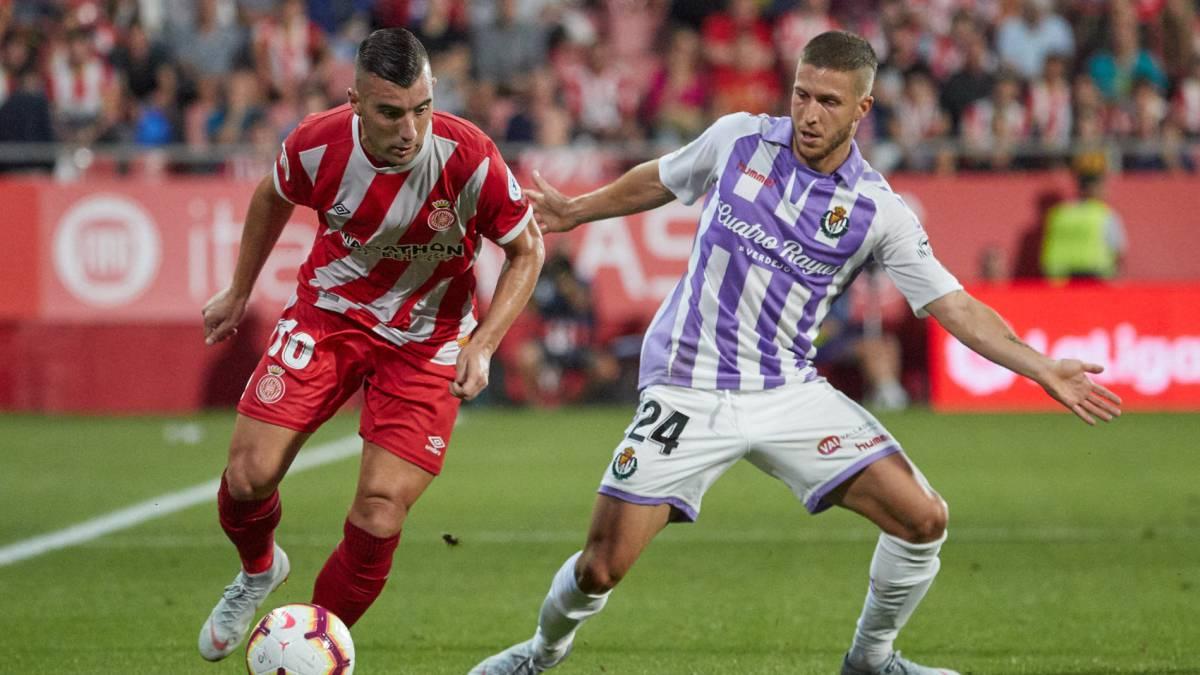 Girona 0 0 Valladolid Resultado Y Resumen Del Partido De Laliga