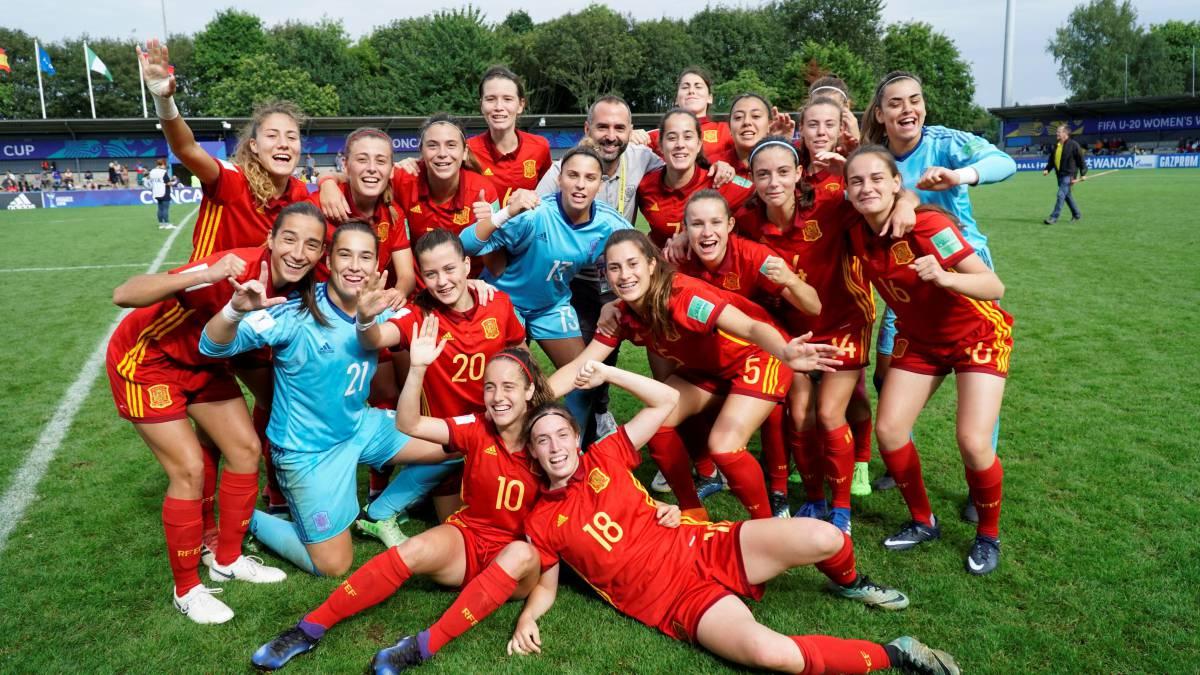 37dfda1c102fa Mundial Sub-20 femenino