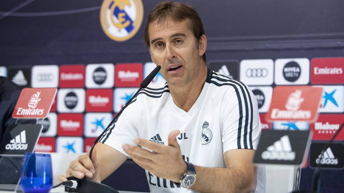 Lopetegui doesn't care who scores after Bale, Benzema and Ramos seal win