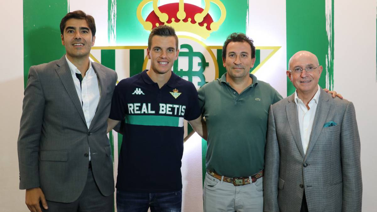 Camiseta Real Betis Giovani Lo Celso