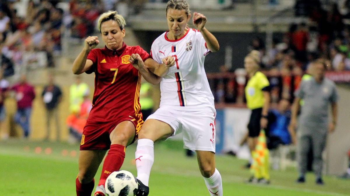 España - Serbia en directo  clasificación Mundial Francia d09cd7bfbd9d8