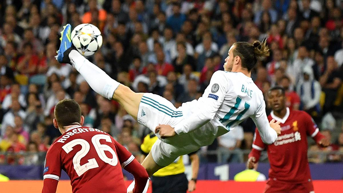 kicks jaw-dropping and Bale