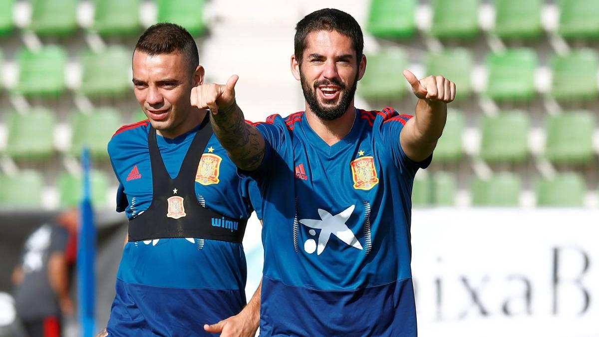 Cuando juega España los partidos de la UEFA Nations League