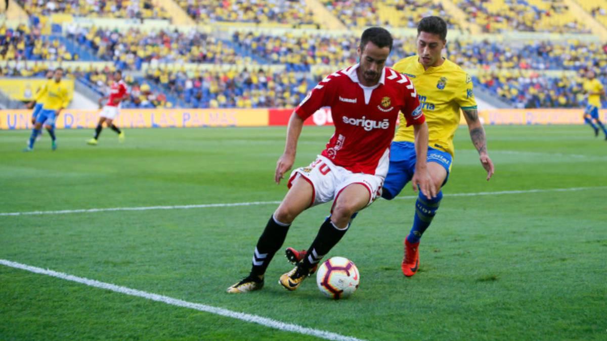 Las Palmas 4-0 Nàstic: resultado, resumen y goles del partido - AS.com