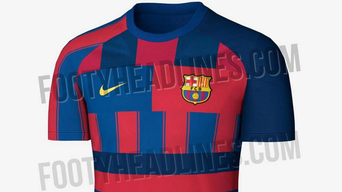 Barcelona mash-up kit leaked - AS.com 07f441dd7ca01