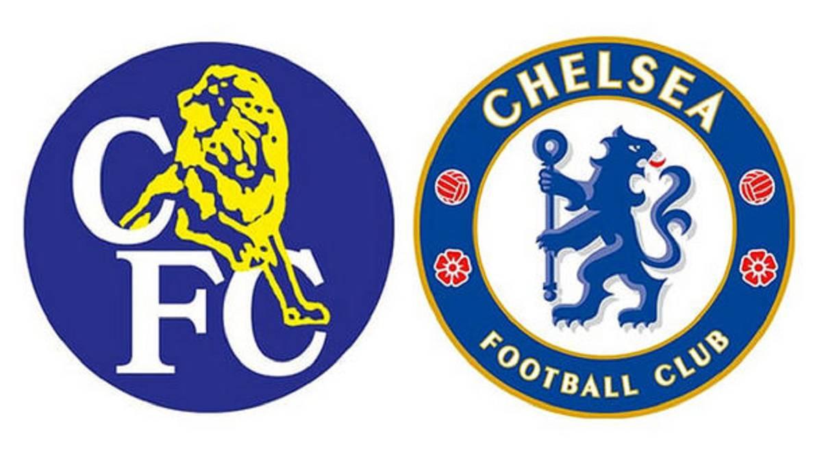 Chelsea ha sido de los que más ha cambiado su escudo