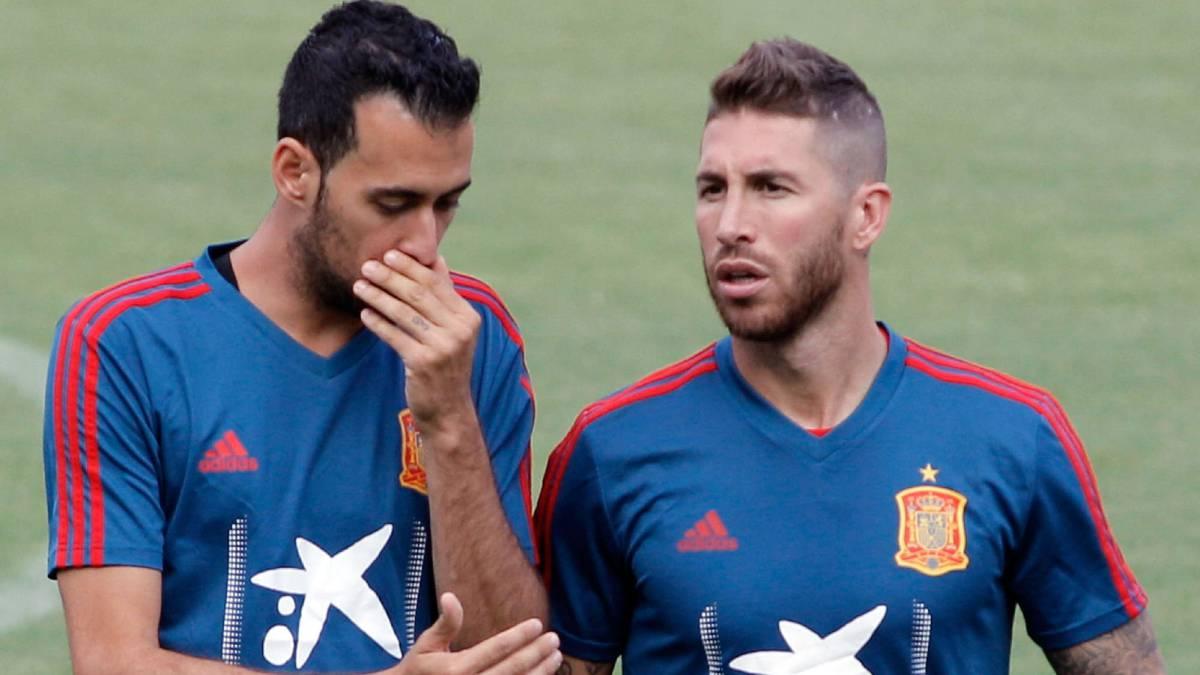 La Selección de España humilló a Croacia - El Ancasti - Diario de Catamarca