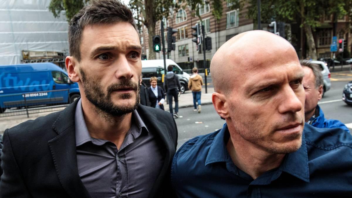 Establecen condena para Hugo Lloris