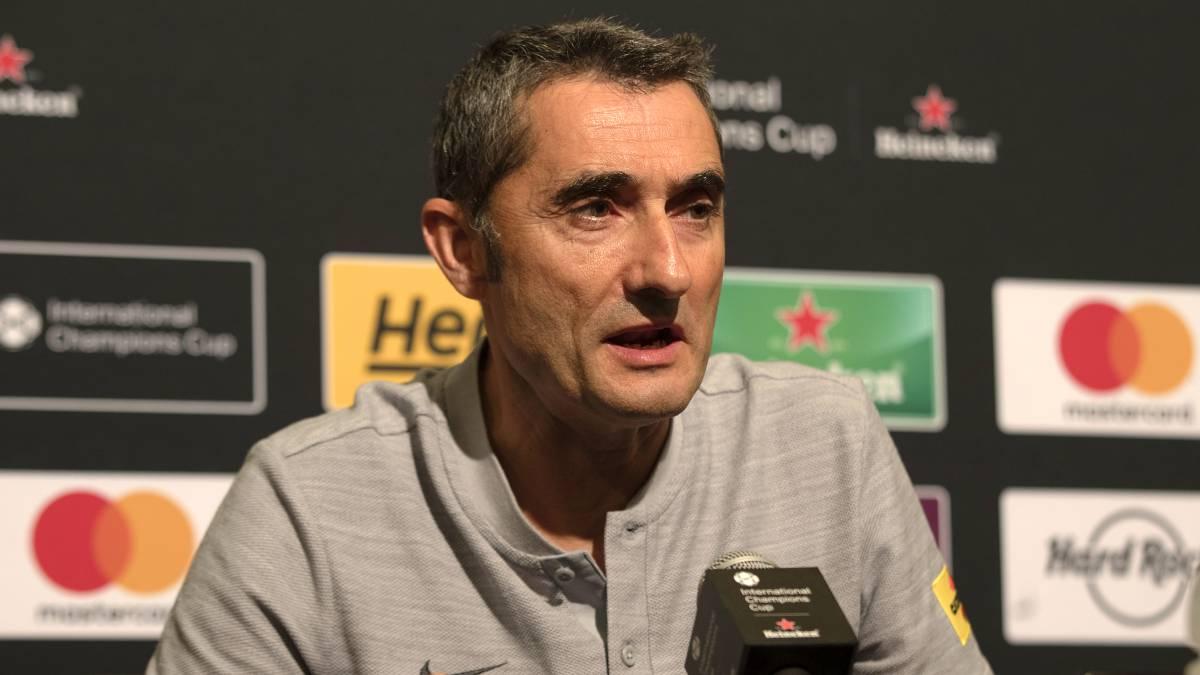 Opción para Vidal: Valverde confirmó que hará rotaciones
