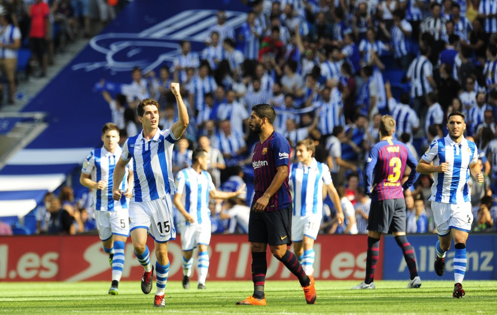 صور مباراة : ريال سوسيداد - برشلونة 1-2 ( 15-09-2018 ) 1537020921_207758_1537023632_album_grande