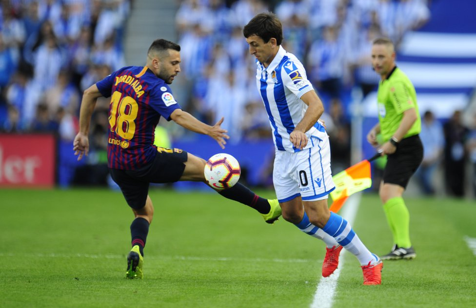 صور مباراة : ريال سوسيداد - برشلونة 1-2 ( 15-09-2018 ) 1537020921_207758_1537024674_album_grande