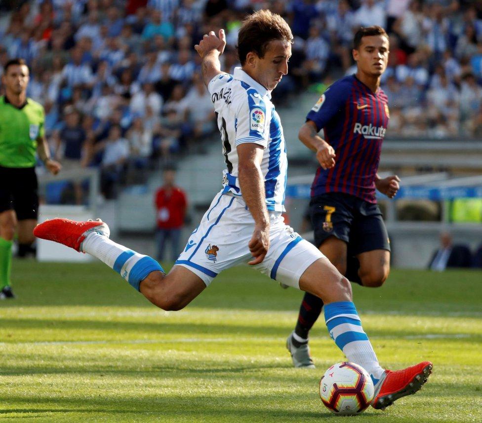 صور مباراة : ريال سوسيداد - برشلونة 1-2 ( 15-09-2018 ) 1537020921_207758_1537027601_album_grande