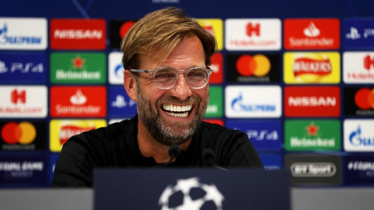 Las posibles alineaciones del Liverpool vs PSG en Champions