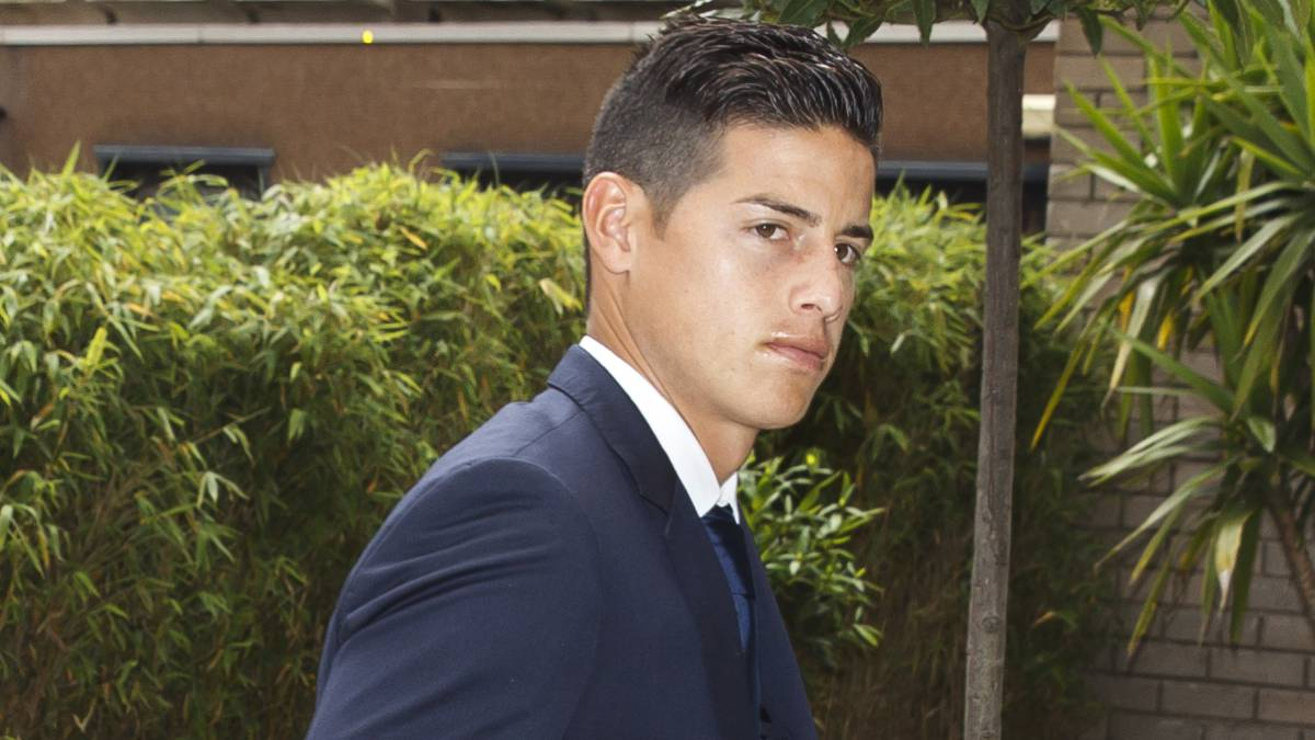 Toman decisión sobre la acusación de fraude contra James Rodríguez