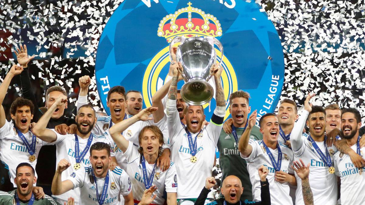 Real Madrid pick up €50 million in Champions League money before a ball is  kicked 918f81c738fe0