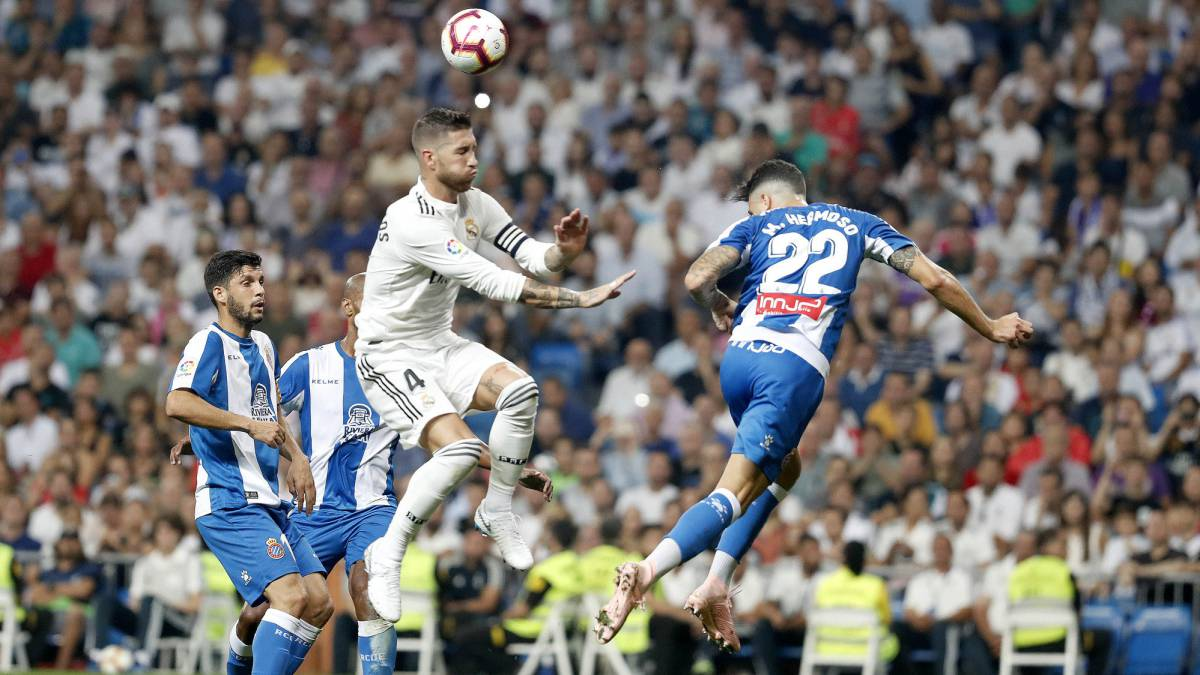 Real Madrid 1 - Espanyol 0: resumen, resultado y gol - AS.com