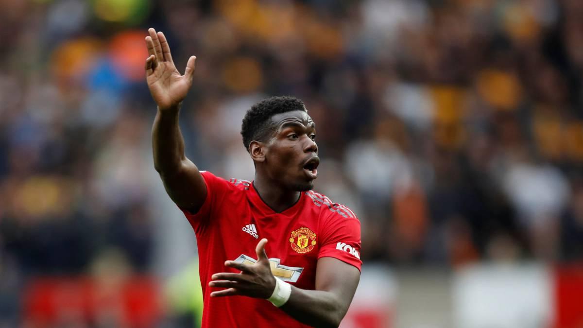 Pogba critica el juego del Manchester United - Deportes
