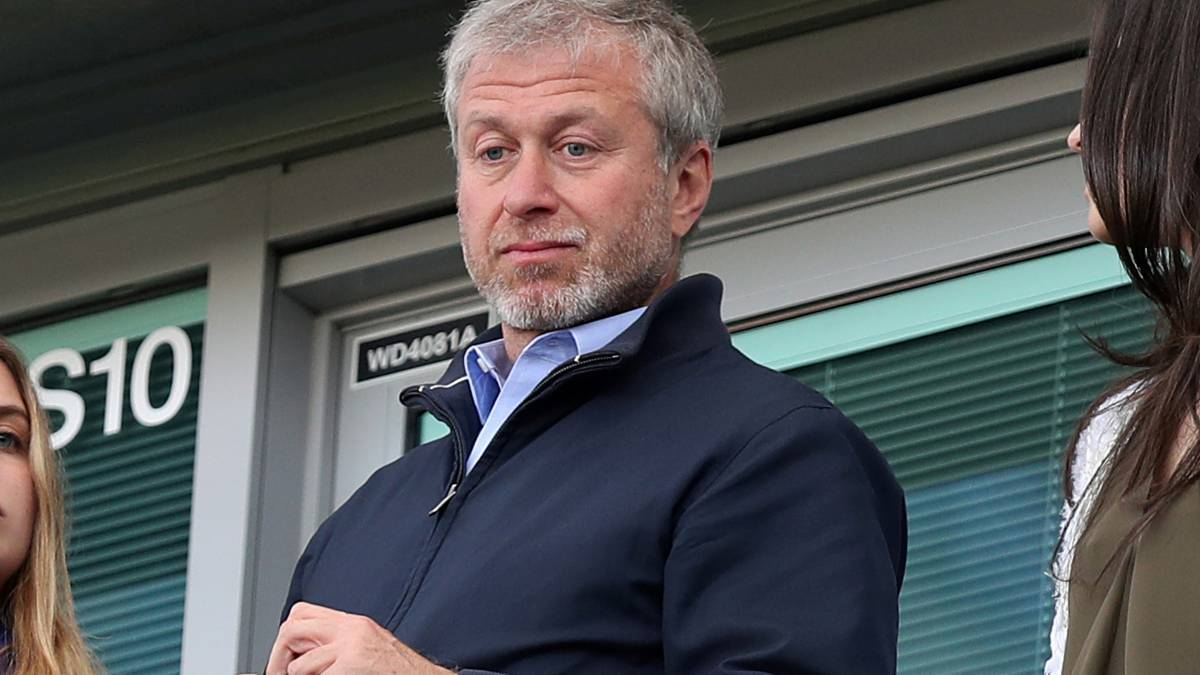 Roman Abramovich names his price for Chelsea FC sale