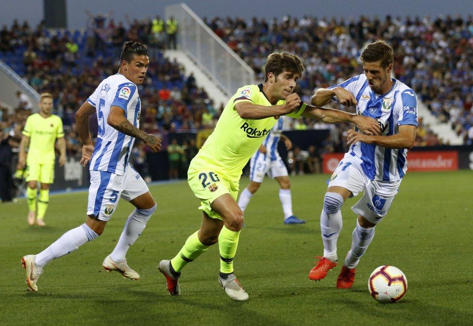 صور مباراة : ليغانيس - برشلونة 2-1 ( 26-09-2018 ) 1537985821_084750_1537987280_album_grande