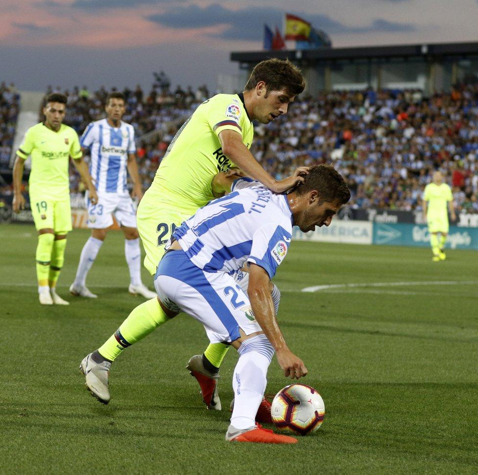 صور مباراة : ليغانيس - برشلونة 2-1 ( 26-09-2018 ) 1537985821_084750_1537987282_album_grande