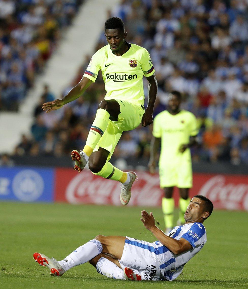 صور مباراة : ليغانيس - برشلونة 2-1 ( 26-09-2018 ) 1537985821_084750_1537990067_album_grande
