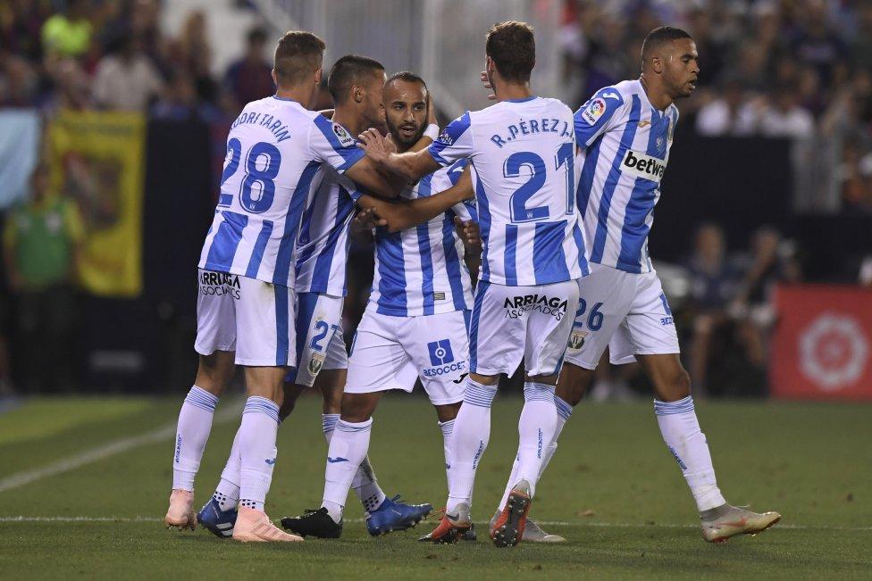 صور مباراة : ليغانيس - برشلونة 2-1 ( 26-09-2018 ) 1537985821_084750_1537990208_album_grande