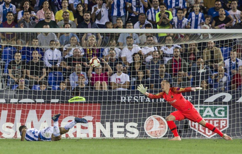 صور مباراة : ليغانيس - برشلونة 2-1 ( 26-09-2018 ) 1537985821_084750_1537992035_album_grande