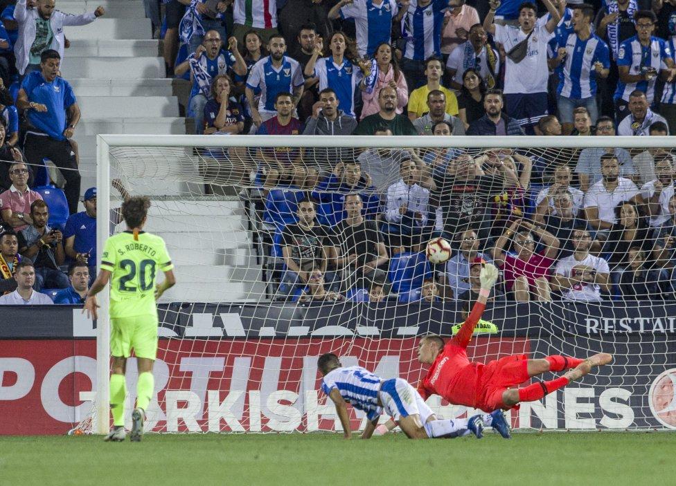 صور مباراة : ليغانيس - برشلونة 2-1 ( 26-09-2018 ) 1537985821_084750_1537992038_album_grande
