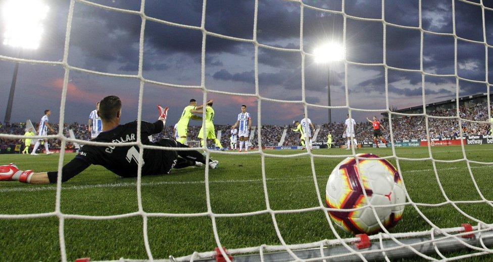 صور مباراة : ليغانيس - برشلونة 2-1 ( 26-09-2018 ) 1537985821_084750_1537994093_album_grande