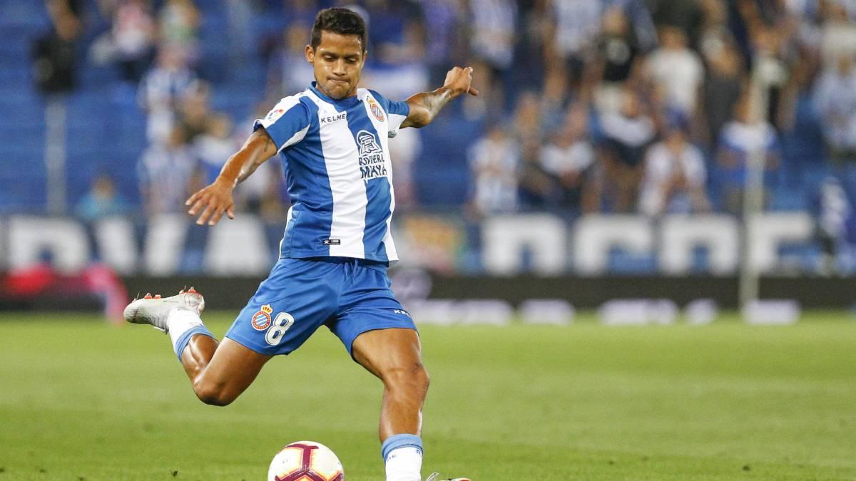 Resultado de imagen para roberto Rosales Espanyol Reial Club Deportiu Espanyol