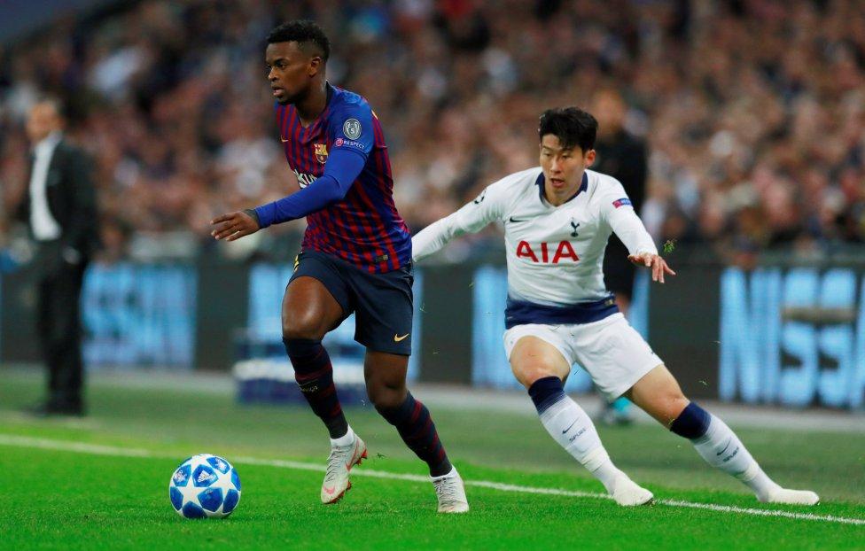 صور مباراة : توتنهام - برشلونة 2-4 ( 03-10-2018 )  1538590694_056078_1538594001_album_grande