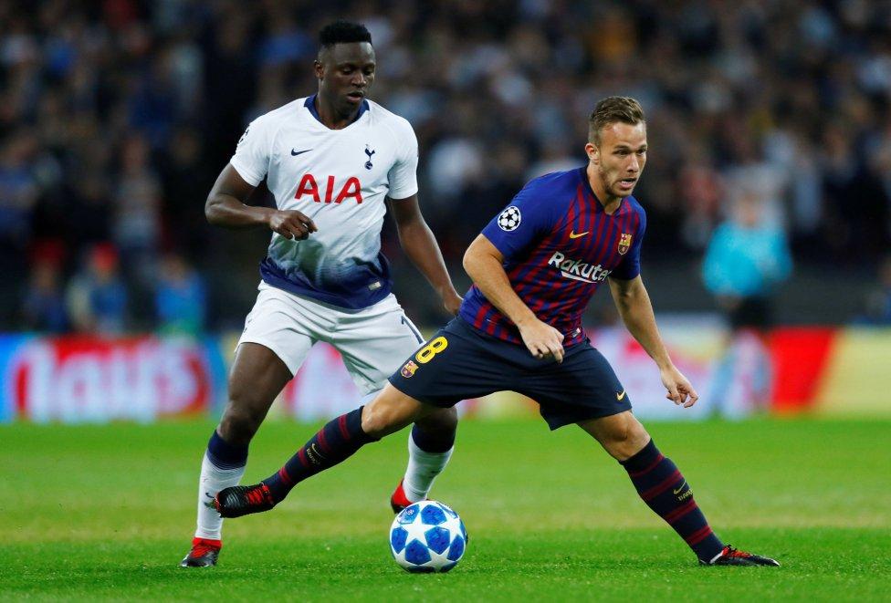 صور مباراة : توتنهام - برشلونة 2-4 ( 03-10-2018 )  1538590694_056078_1538594597_album_grande