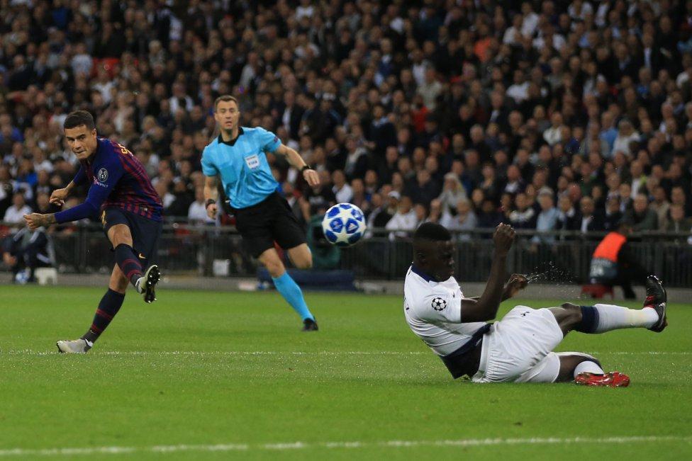 صور مباراة : توتنهام - برشلونة 2-4 ( 03-10-2018 )  1538590694_056078_1538594598_album_grande