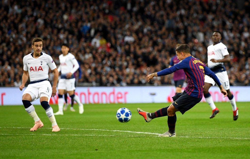 صور مباراة : توتنهام - برشلونة 2-4 ( 03-10-2018 )  1538590694_056078_1538594599_album_grande